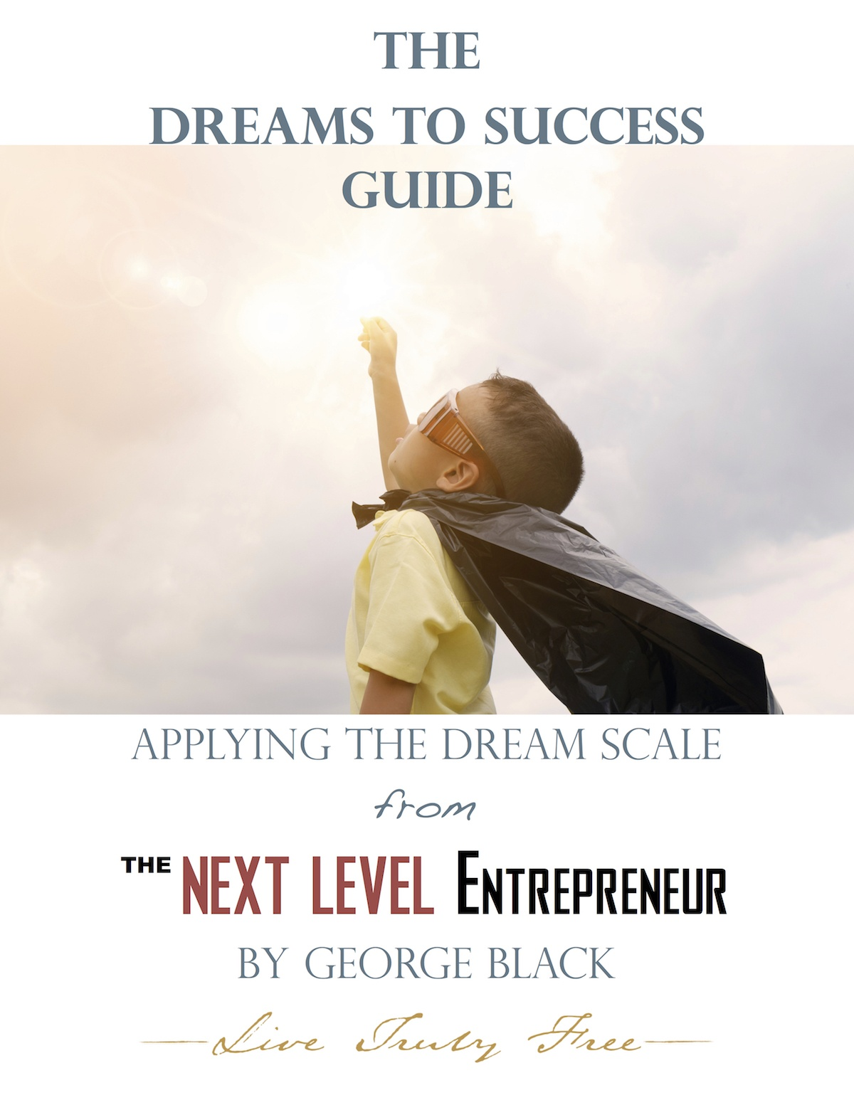 The Dreams to Success Guide cover